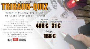 IBK: Pub Quiz @ TRIBAUN