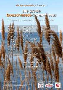 "WIEN: ""Quizschmiede""-Sommertour @ Bieriger"